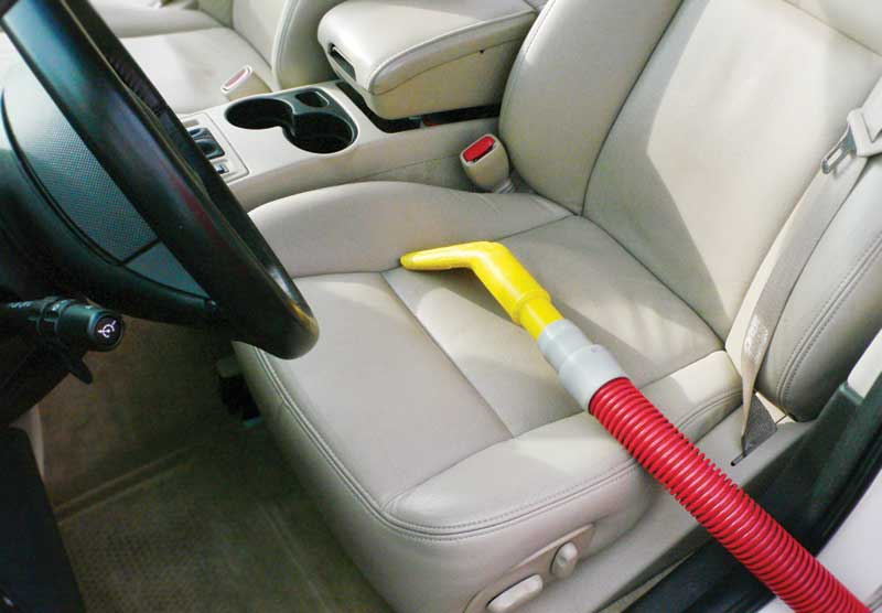CleaningCarInterior